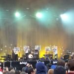 Charlie Winston en concert à Solidays 2012