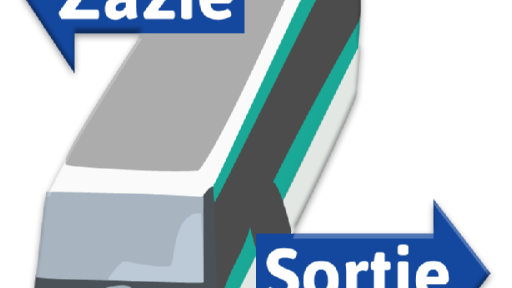 Logo application Zazie