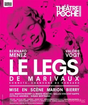 Le legs de Marivaux, avec Bernard Menez